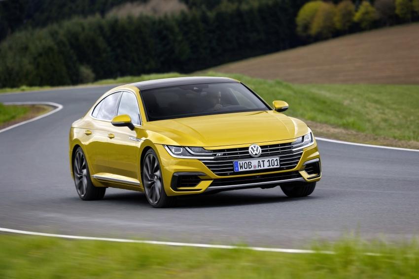GALLERY: Volkswagen Arteon – new CC in detail Image #667165