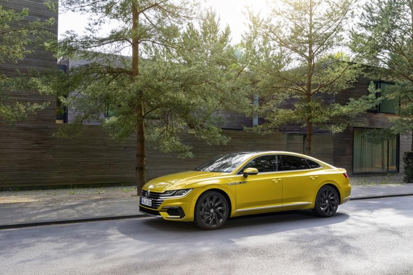 GALLERY: Volkswagen Arteon – new CC in detail Image #667167