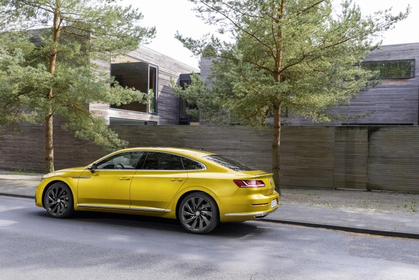GALLERY: Volkswagen Arteon – new CC in detail Image #667168