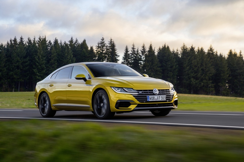 GALLERY: Volkswagen Arteon – new CC in detail Image #667169