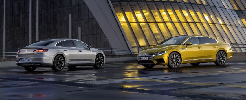 GALLERY: Volkswagen Arteon – new CC in detail Image #667139