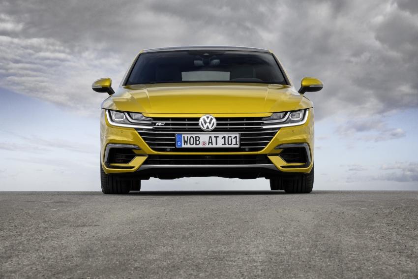 GALLERY: Volkswagen Arteon – new CC in detail Image #667174