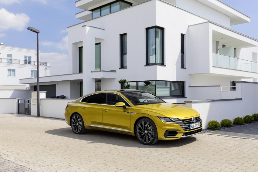GALLERY: Volkswagen Arteon – new CC in detail Image #667175