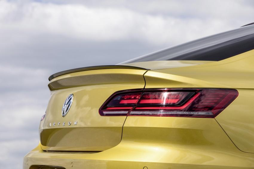 GALLERY: Volkswagen Arteon – new CC in detail Image #667185
