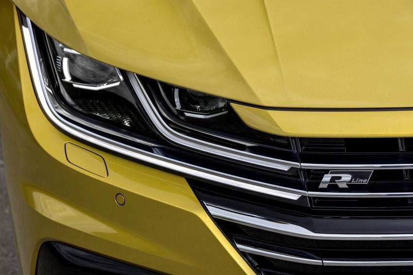 GALLERY: Volkswagen Arteon – new CC in detail Image #667189