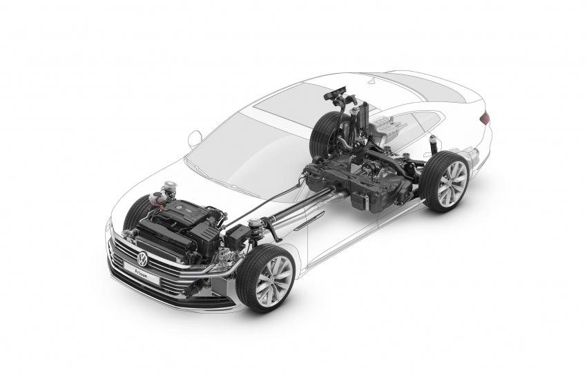 GALLERY: Volkswagen Arteon – new CC in detail Image #667191