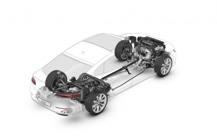 GALLERY: Volkswagen Arteon – new CC in detail Image #667192
