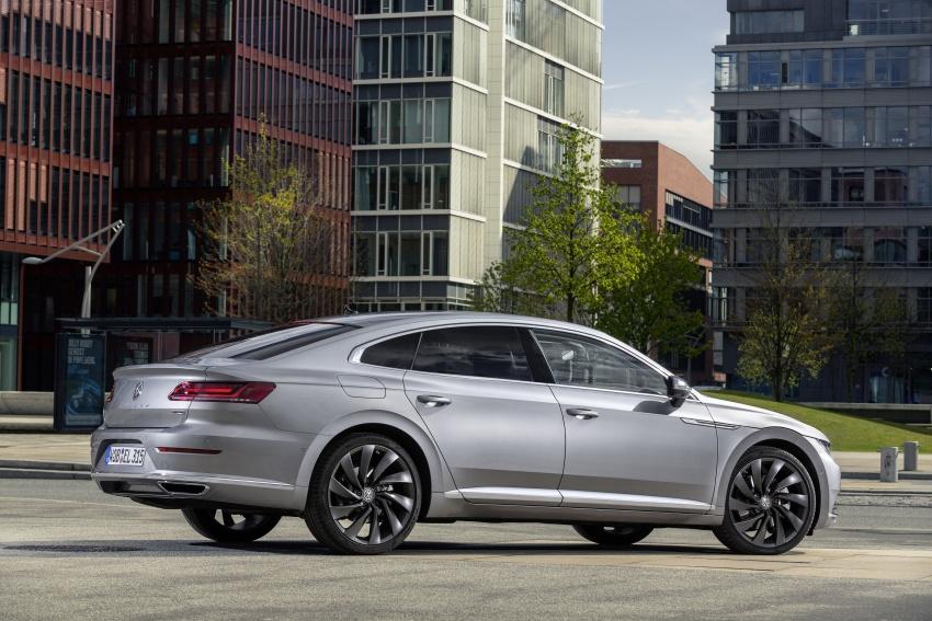 GALLERY: Volkswagen Arteon – new CC in detail Image #667142