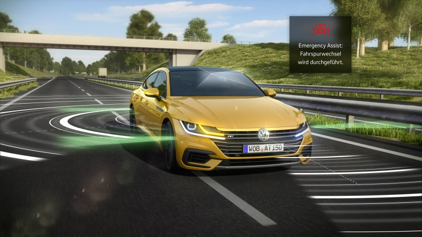 GALLERY: Volkswagen Arteon – new CC in detail Image #667196