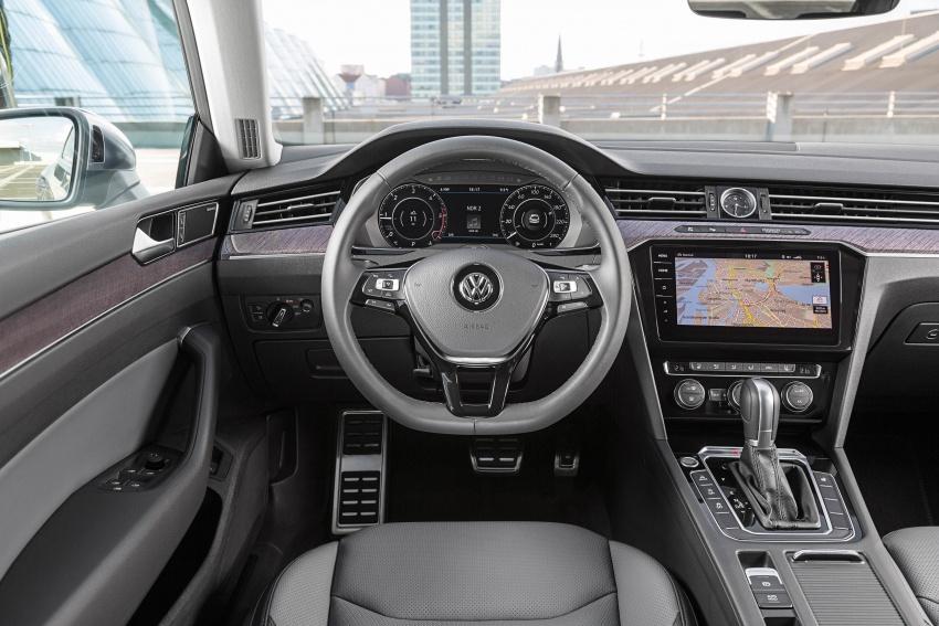 GALLERY: Volkswagen Arteon – new CC in detail Image #667198