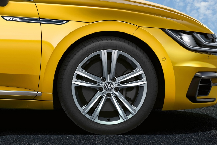 GALLERY: Volkswagen Arteon – new CC in detail Image #667204