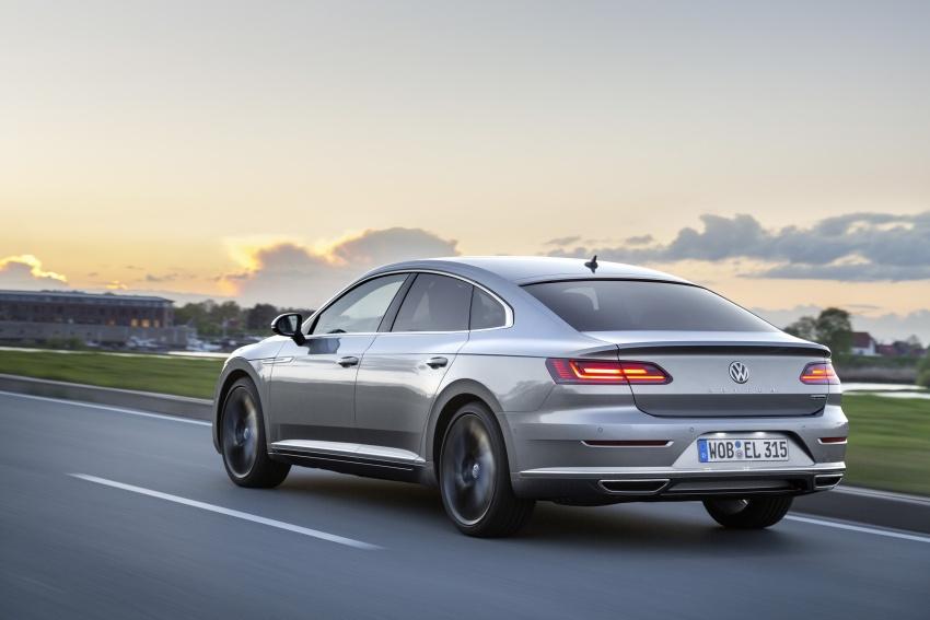 GALLERY: Volkswagen Arteon – new CC in detail Image #667143