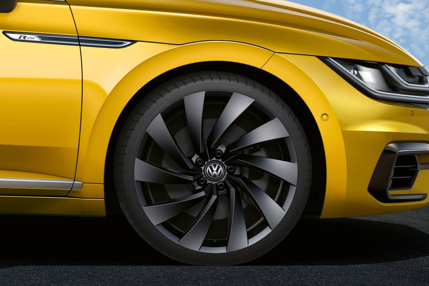 GALLERY: Volkswagen Arteon – new CC in detail Image #667206
