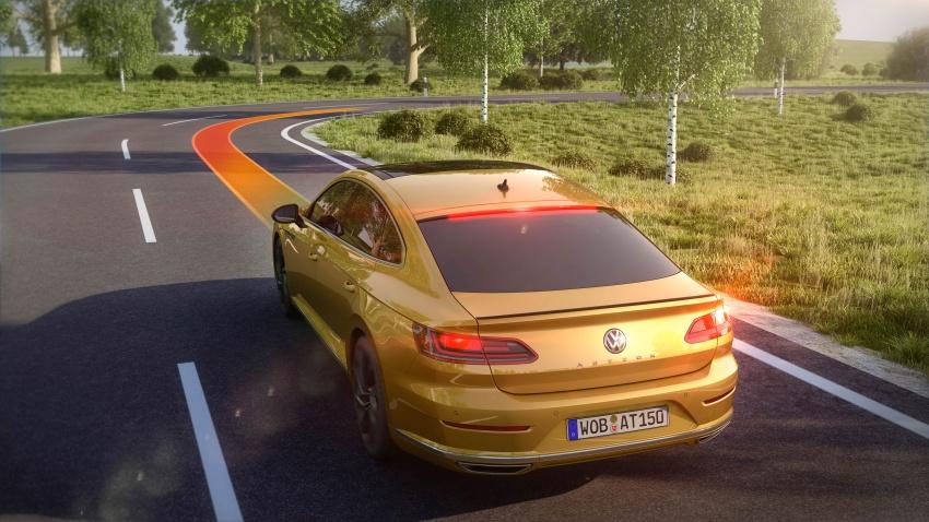 GALLERY: Volkswagen Arteon – new CC in detail Image #667208