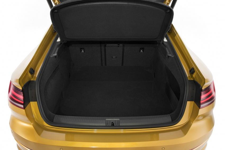 GALLERY: Volkswagen Arteon – new CC in detail Image #667211