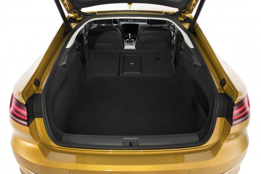 GALLERY: Volkswagen Arteon – new CC in detail Image #667213