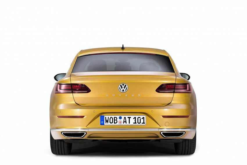 GALLERY: Volkswagen Arteon – new CC in detail Image #667215
