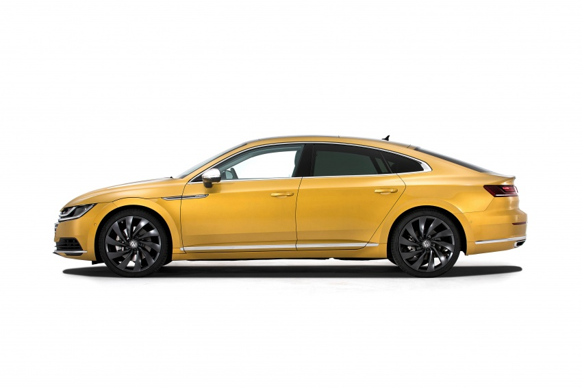 GALLERY: Volkswagen Arteon – new CC in detail Image #667216