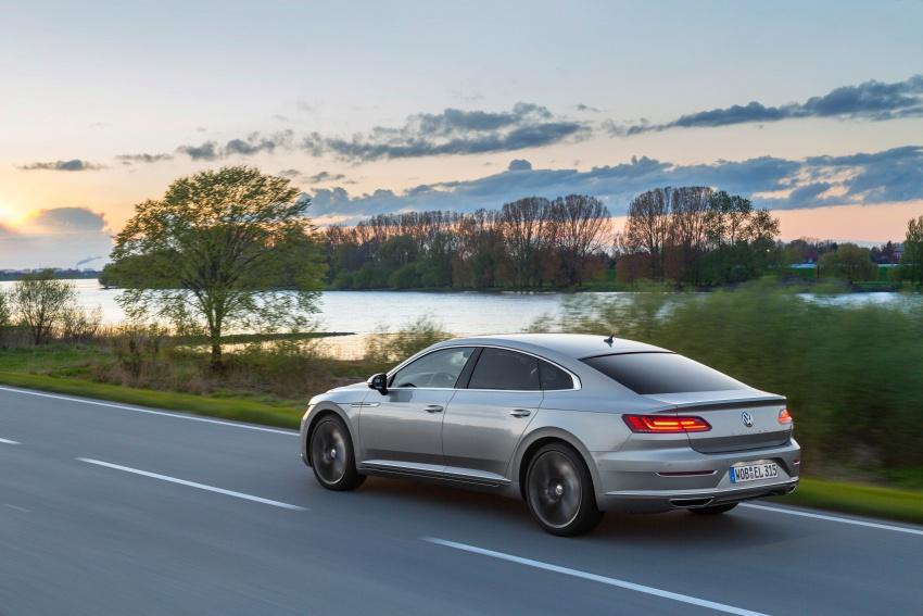 GALLERY: Volkswagen Arteon – new CC in detail Image #667217