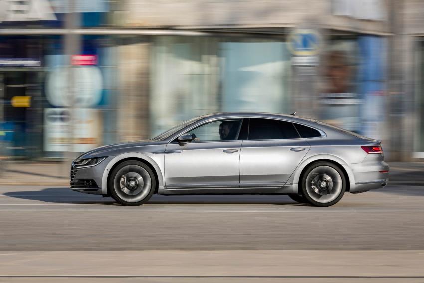 GALLERY: Volkswagen Arteon – new CC in detail Image #667219