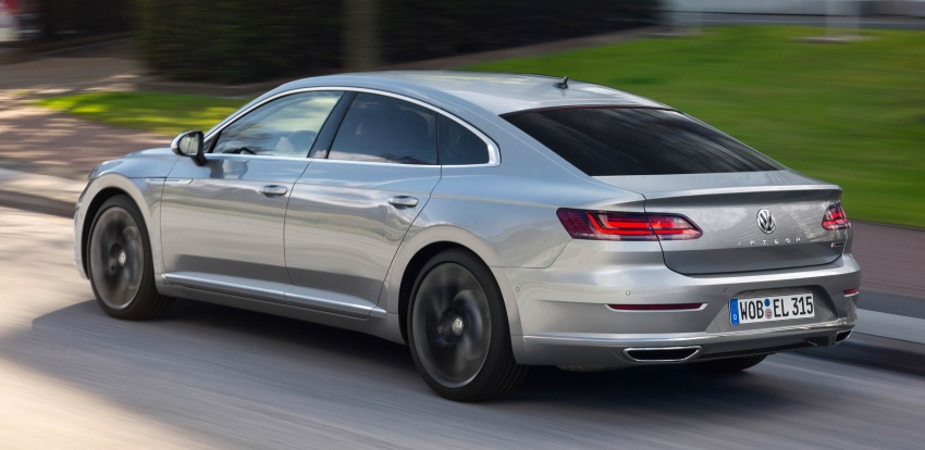 GALLERY: Volkswagen Arteon – new CC in detail Image #667221