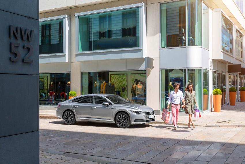 GALLERY: Volkswagen Arteon – new CC in detail Image #667225