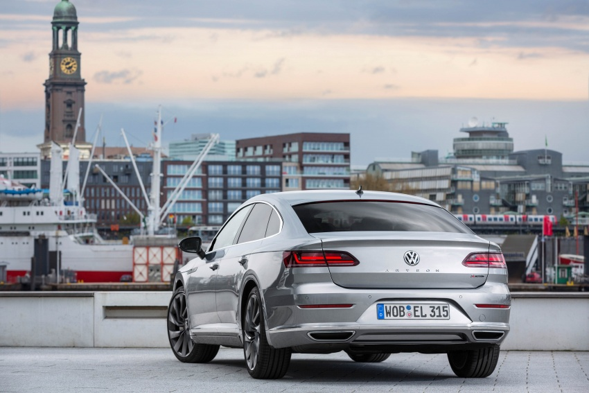 GALLERY: Volkswagen Arteon – new CC in detail Image #667226