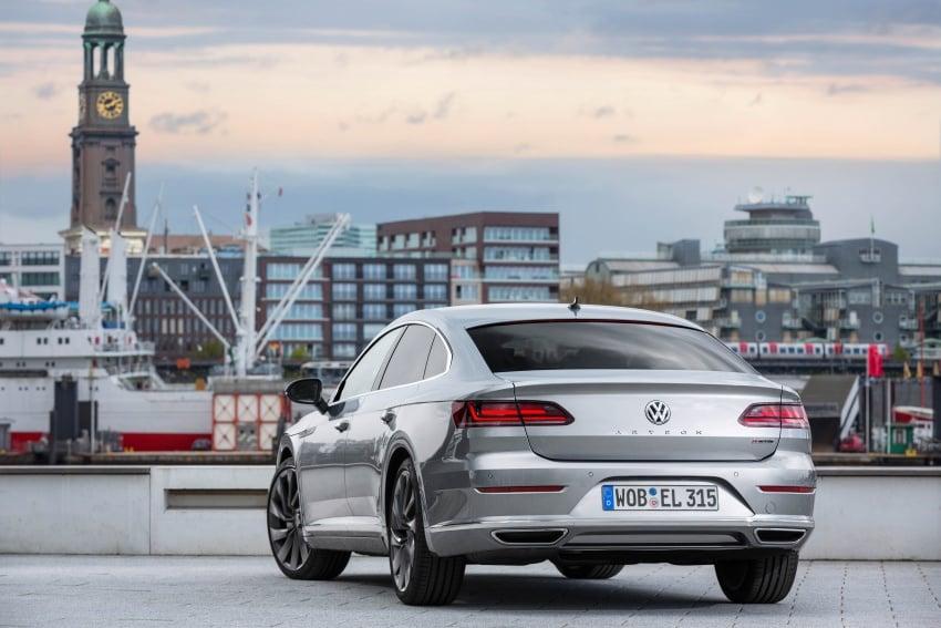 GALLERY: Volkswagen Arteon – new CC in detail Image #667226