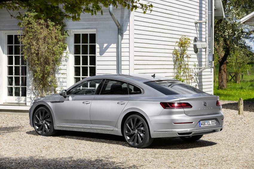 GALLERY: Volkswagen Arteon – new CC in detail Image #667145