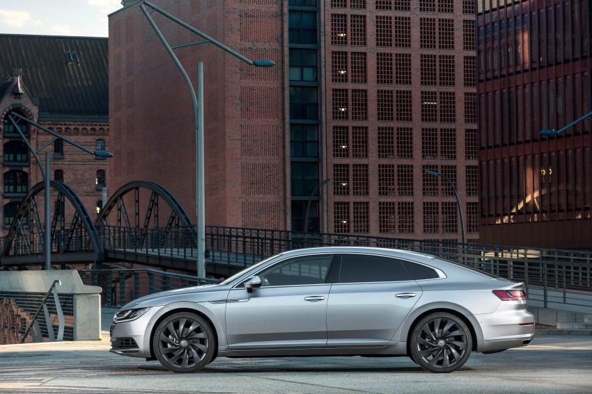 GALLERY: Volkswagen Arteon – new CC in detail Image #667227
