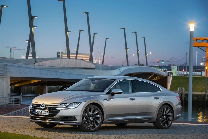 GALLERY: Volkswagen Arteon – new CC in detail Image #667230