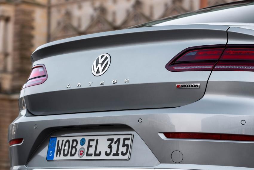 GALLERY: Volkswagen Arteon – new CC in detail Image #667233