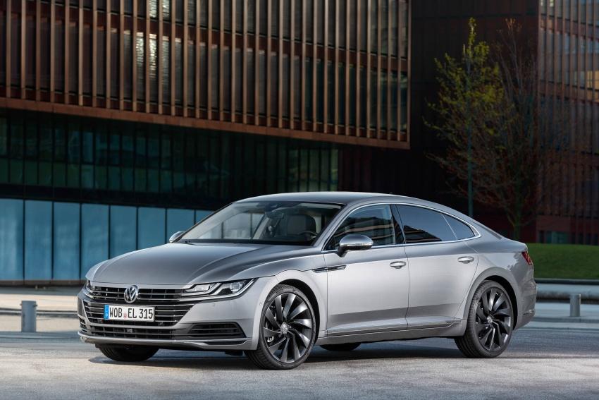 GALLERY: Volkswagen Arteon – new CC in detail Image #667235