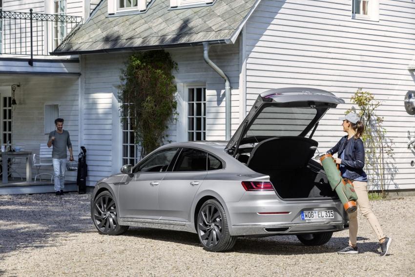 GALLERY: Volkswagen Arteon – new CC in detail Image #667146