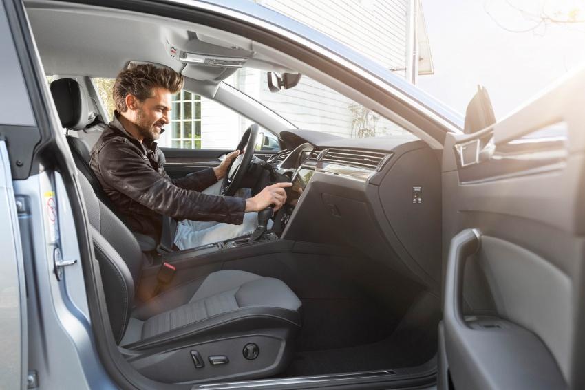 GALLERY: Volkswagen Arteon – new CC in detail Image #667239