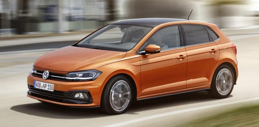 Volkswagen Polo Mk6 2017 – dapat platform MQB, Paparan Info Aktif, AEB dan Kawalan Kelajuan Aktif Image #673721