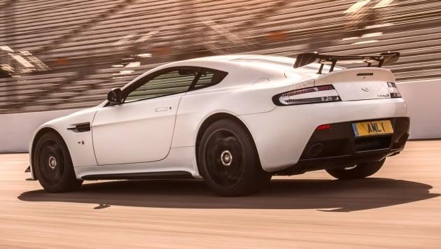 Aston Martin Vantage AMR Production Models Shown - Aston martin cost