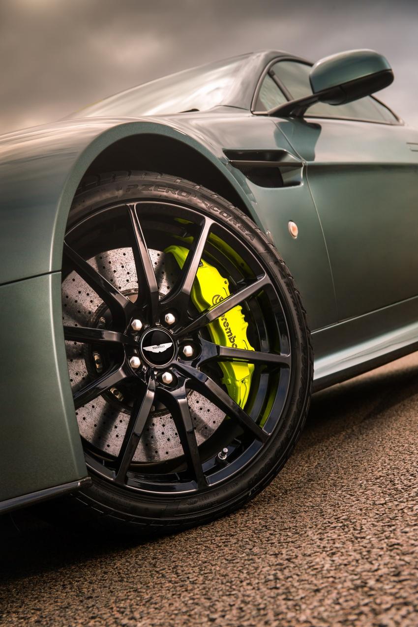 Aston Martin Vantage AMR: production models shown Image #672852