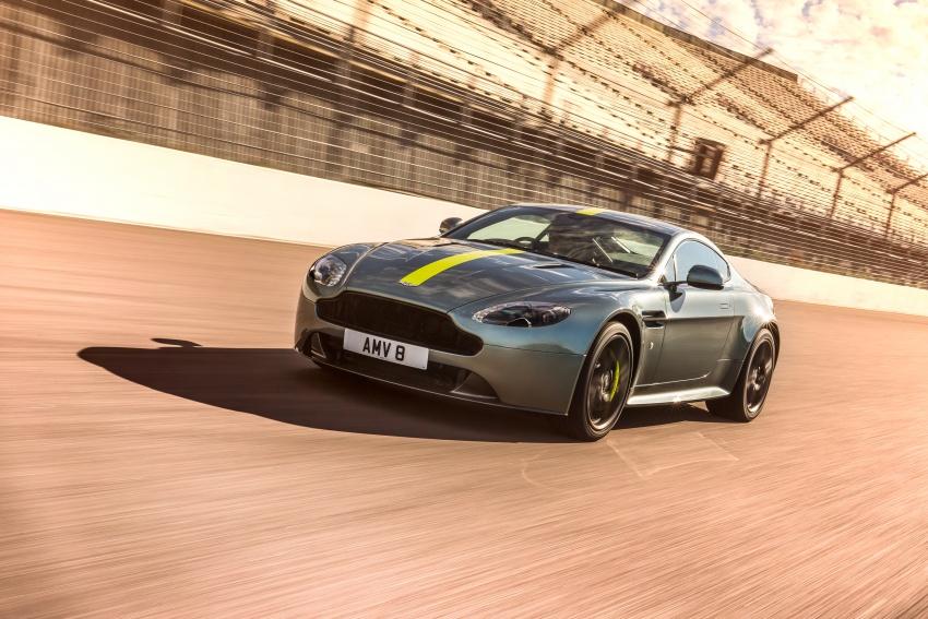 Aston Martin Vantage AMR: production models shown Image #672834