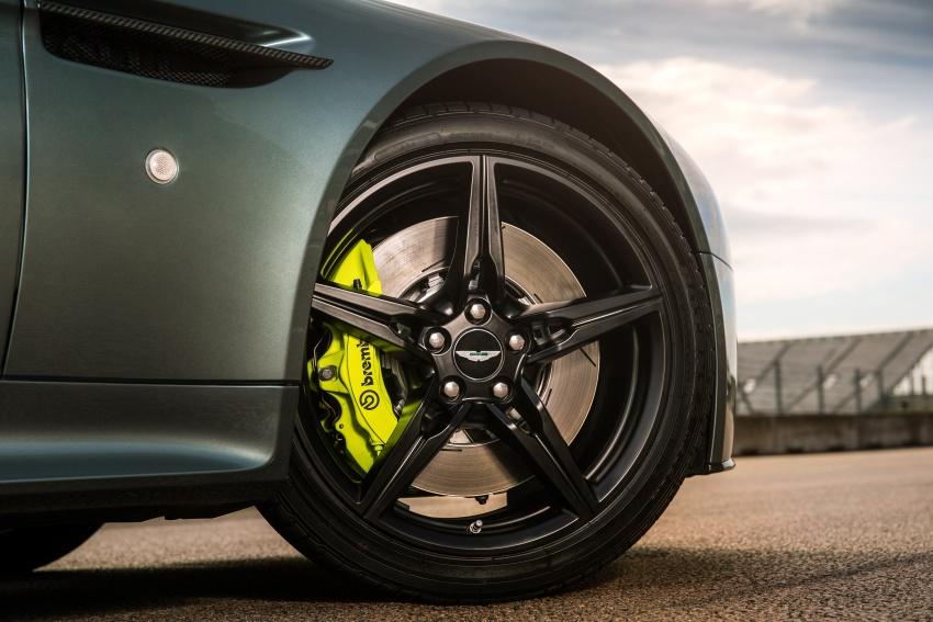Aston Martin Vantage AMR: production models shown Image #672839