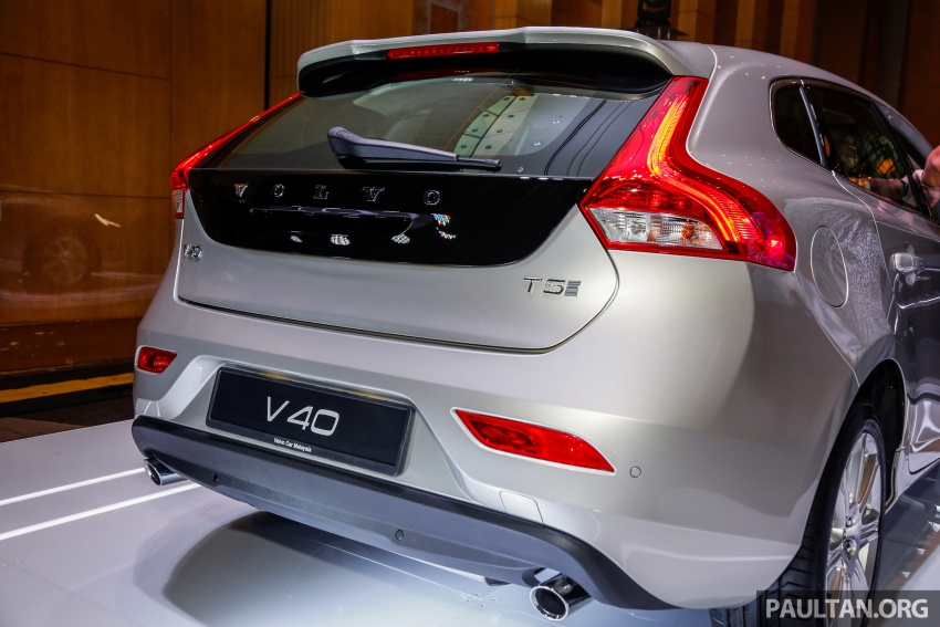 Volvo V40 facelift launched in Malaysia – T5 Inscription priced at RM180,888; T4 to be introduced at later date Image #674455
