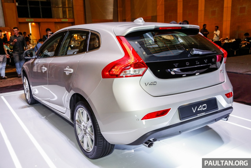 Volvo V40 facelift launched in Malaysia – T5 Inscription priced at RM180,888; T4 to be introduced at later date Image #674438