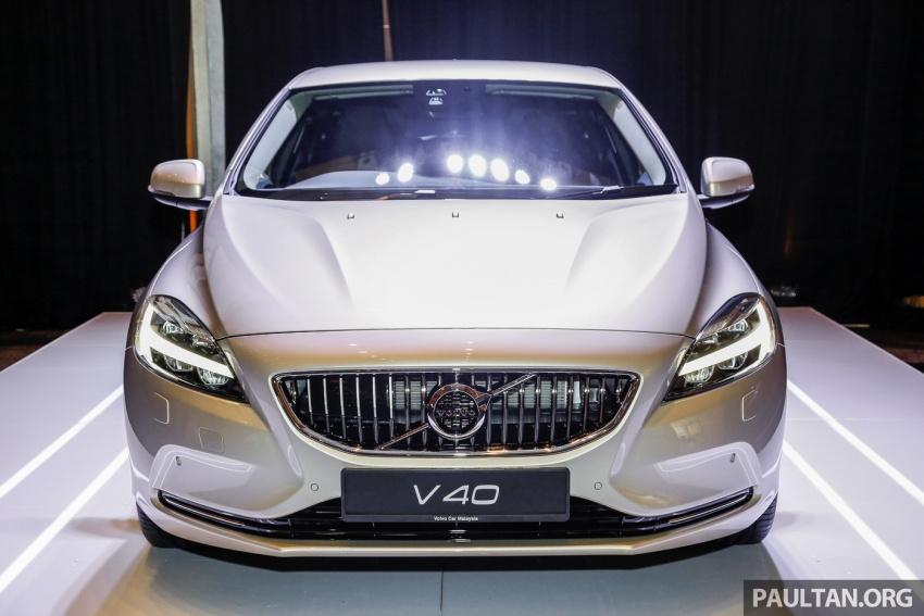 Volvo V40 T5 Inscription facelift 2017 untuk pasaran Malaysia dilancarkan – harga bermula dari RM181k Image #674462