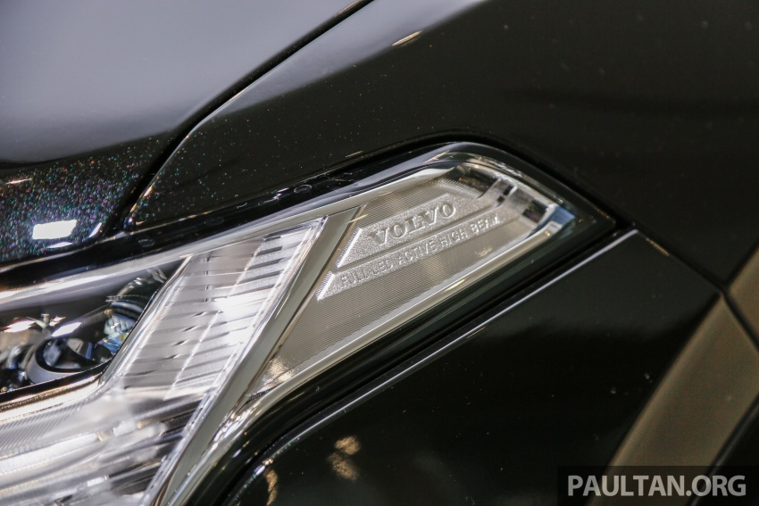 2017 Volvo XC90 accessories detailed, incl 22-inchers Image #668242