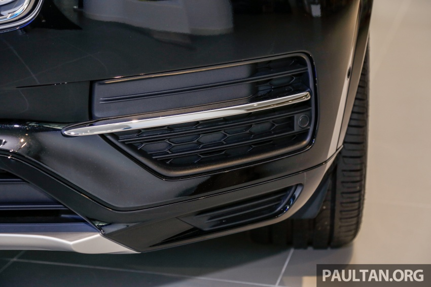 2017 Volvo XC90 accessories detailed, incl 22-inchers Image #668243