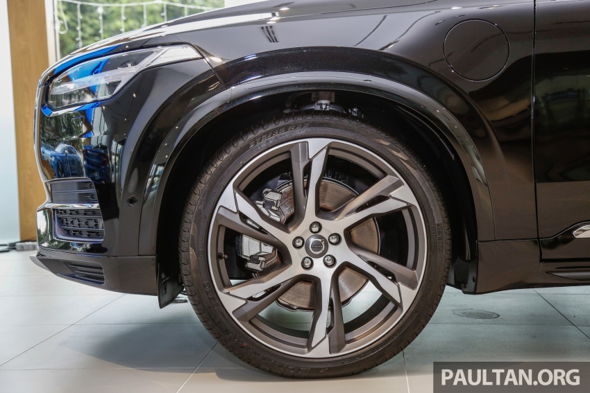 2017 Volvo XC90 accessories detailed, incl 22-inchers Image #668247
