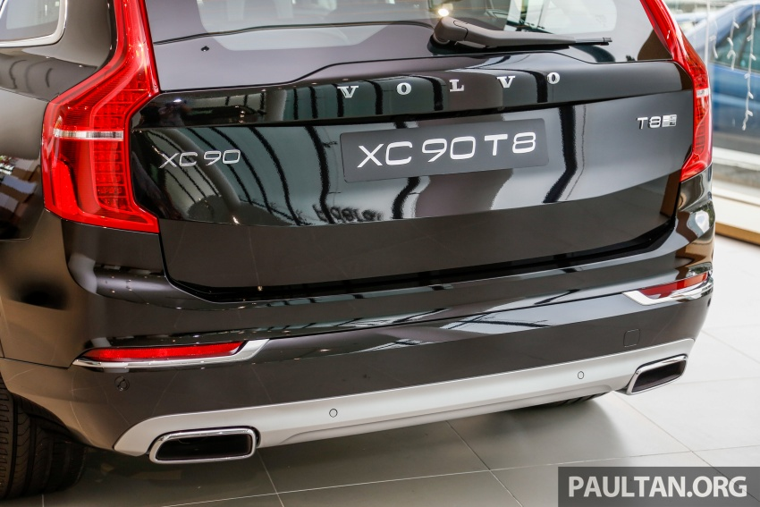 2017 Volvo XC90 accessories detailed, incl 22-inchers Image #668256