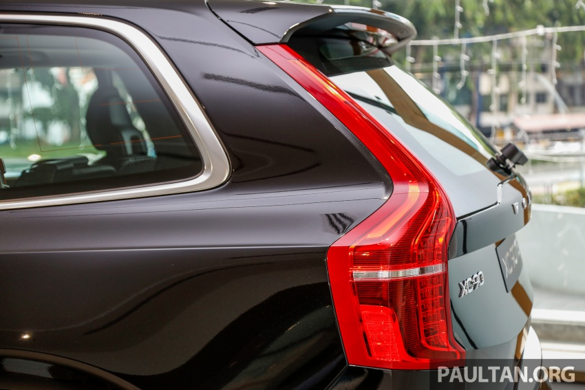 2017 Volvo XC90 accessories detailed, incl 22-inchers Image #668263