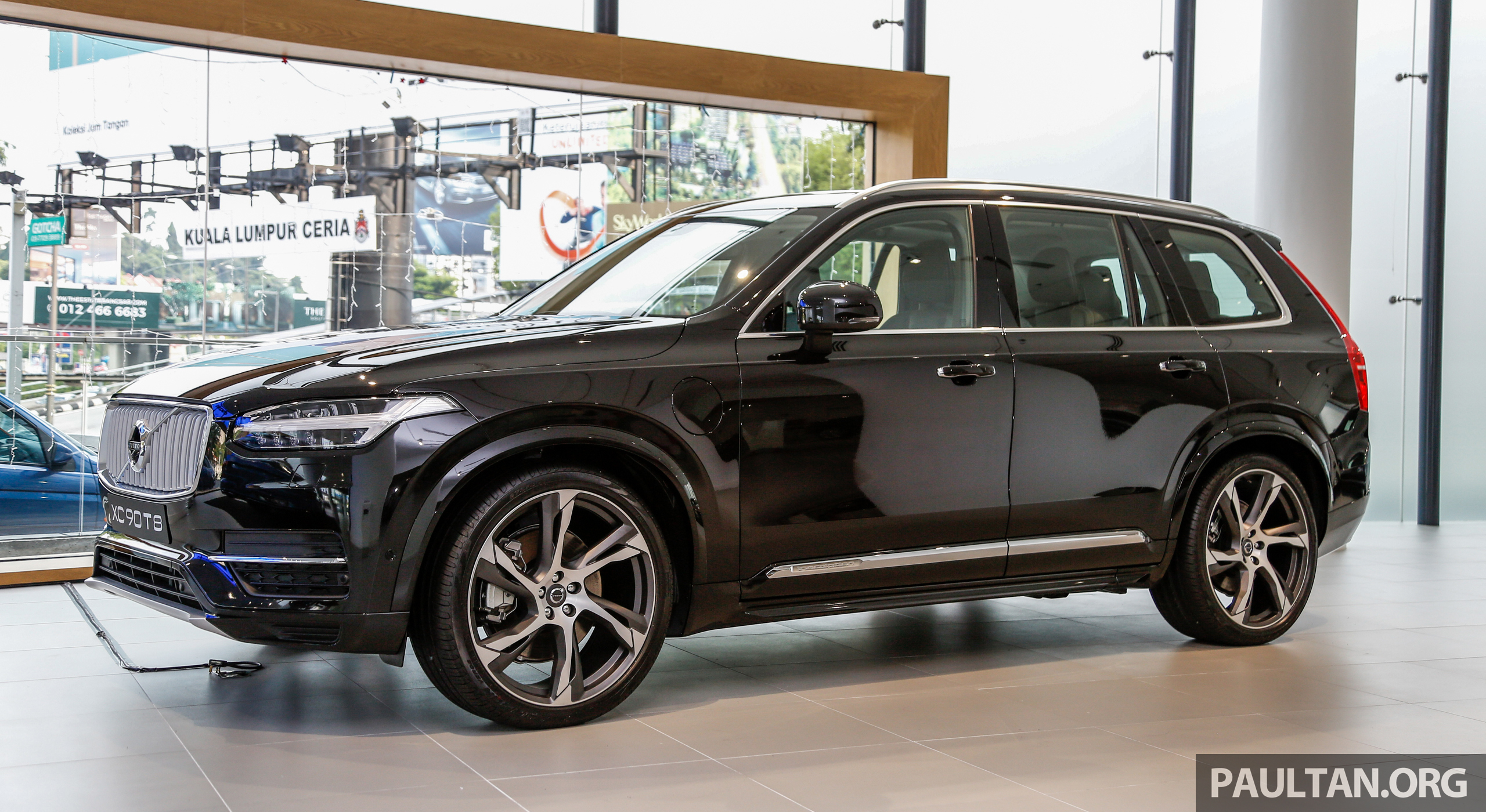 Volvo Xc90 V8 Sport >> 2017 Volvo XC90 accessories detailed, including 22-inch wheels!