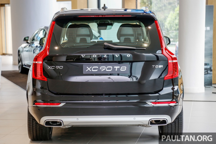 2017 Volvo XC90 accessories detailed, incl 22-inchers Image #668234